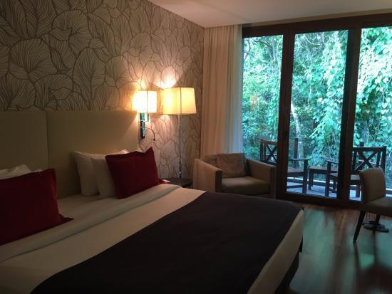 Mercure Iguazu Hotel Iru: Jungle view room
