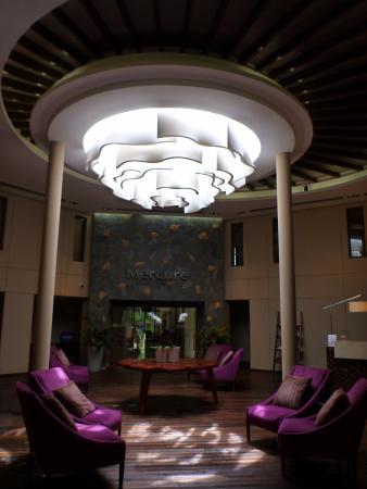 Mercure Iguazu Hotel Iru: lobby