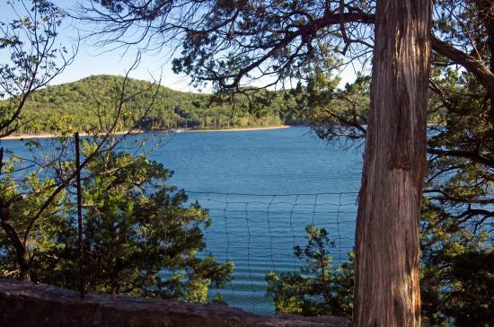 Galena, MO: Amazing views everywhere.