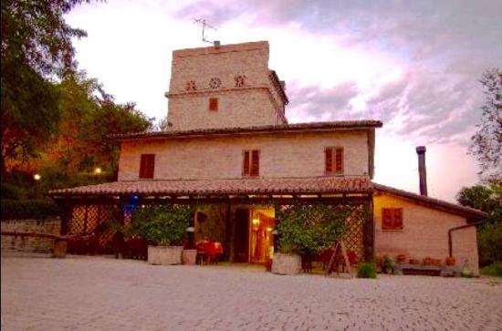 Rosora, Italia: La struttura