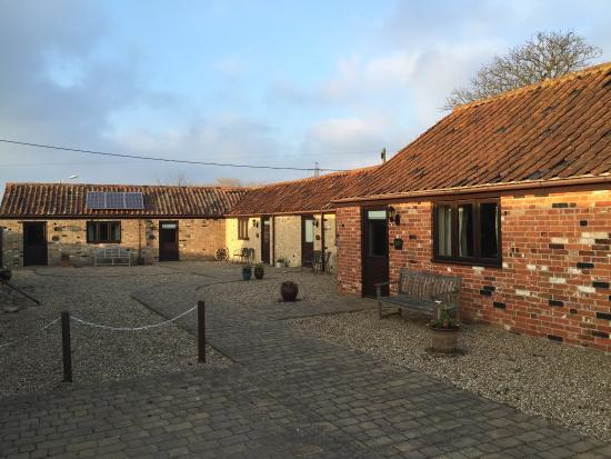 Photo of The Courtyard, Laurel Farm Lowestoft