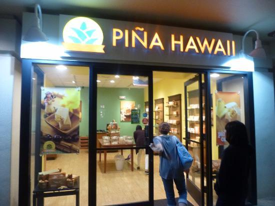 Pina Hawaii