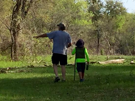 Lake Whitney State Park is one of our favorite places to camp with the grandkids. We all love be