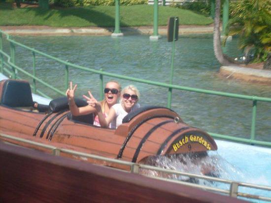 Orlando - Tampa Busch Gardens Shuttle