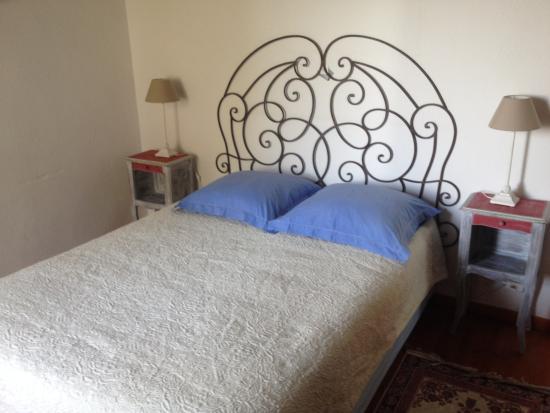 Figari, Francia: Suite familiiale Bianca chambre