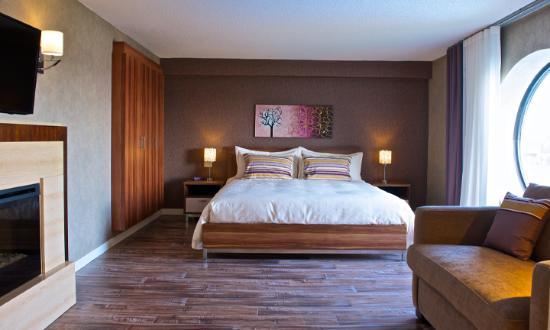 Hotel Castel & Spa Confort: Suite Urbaine, acomode jusqu'à 7 personnes