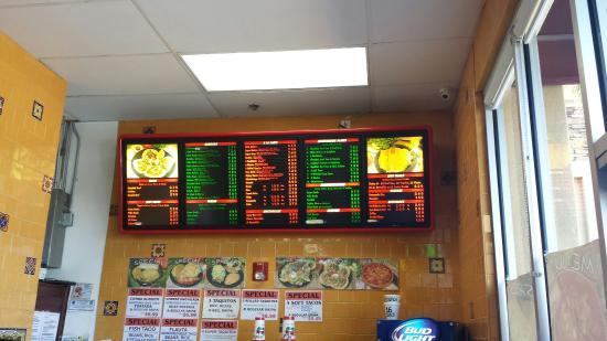 Murrieta, CA: El Ranchito Taco Shop
