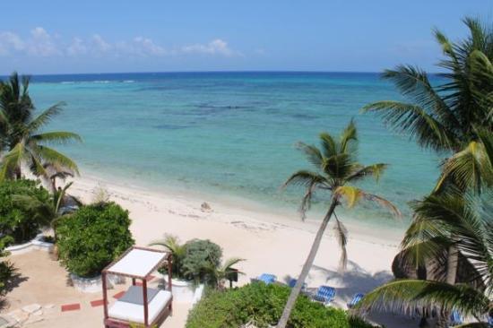 La Bahia: View from balcony
