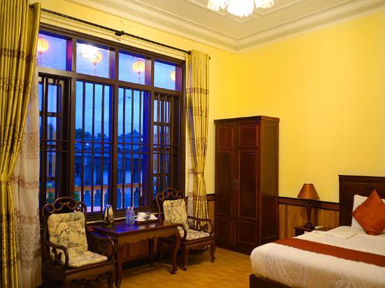 Khách sạn Mini Huy Hoàng
