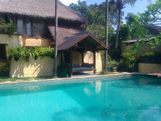 Rare Angon Villas: Rumah Suar by the main pool