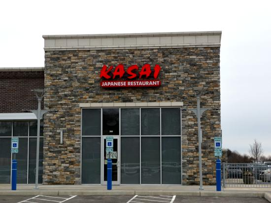 Uniontown, Ohio: Nice new strip Mall anchored by Acme