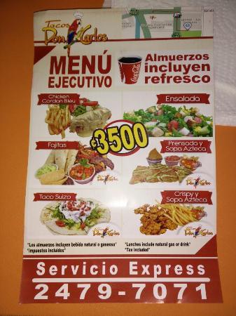Tacos Don Carlos