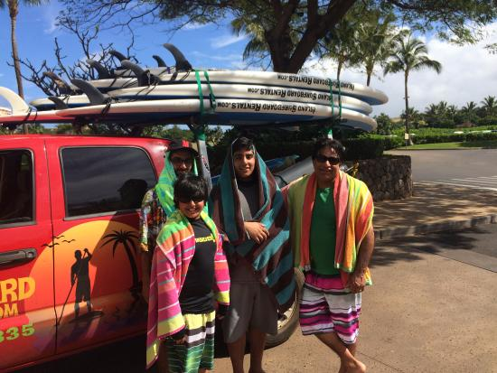 Island Surfboard Rentals: AWESOME SERVICE