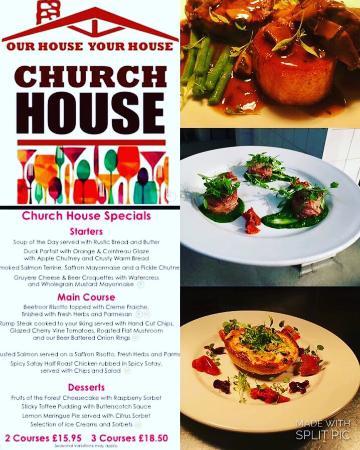 Church House Bar and Restaurant