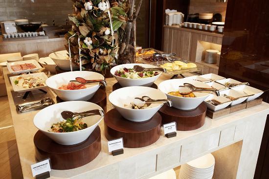 breakfast buffet picture of crown park hotel seoul seoul rh tripadvisor co za