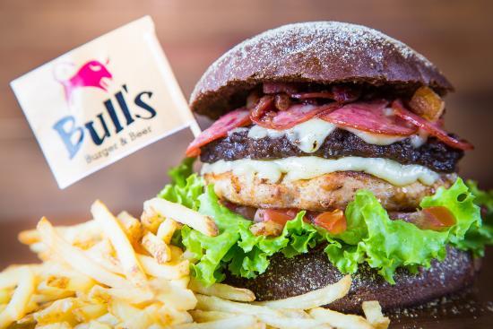 Bull's Burger & Beer