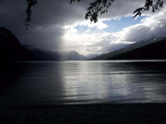 Baños Quimicos General Roca:Lago Roca: fotografía de Parque Nacional Tierra del Fuego, Ushuaia