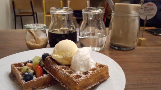 Waffle's Beulah Kichijoji
