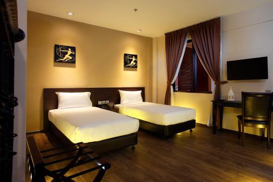 檳城敦伯利酒店