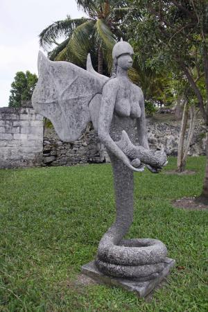 The National Art Gallery of The Bahamas: and one final one!