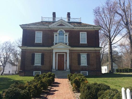 Woodford Mansion: 20160322_134837_large.jpg
