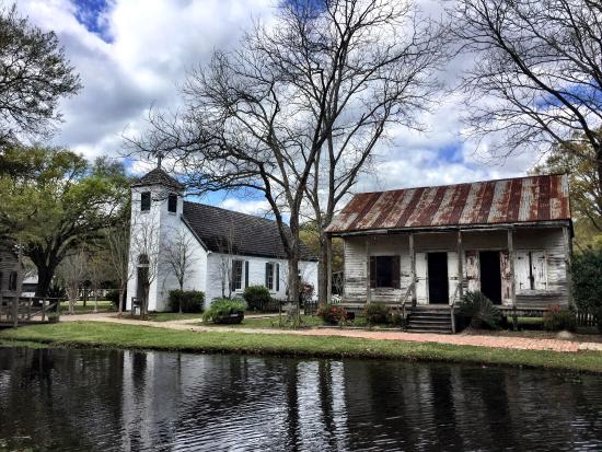 Acadian Cultural Center: Really worth the trip