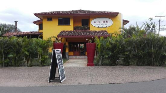 Colibri Restaurant: Come and visit us!