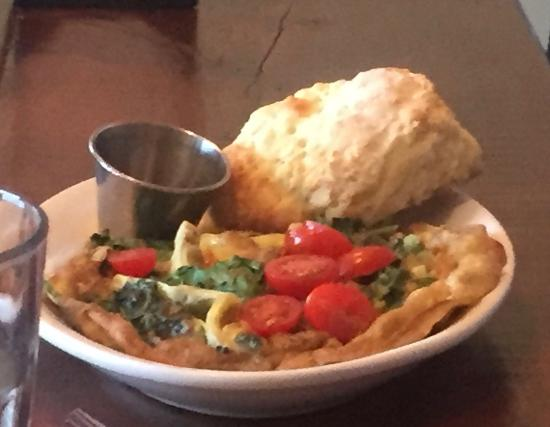 Colossal Cafe: plate