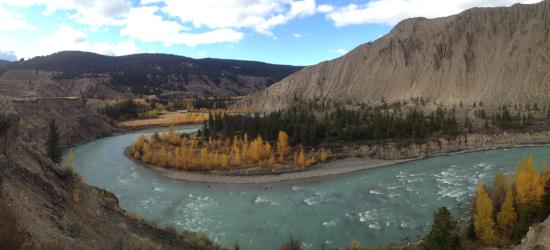 Chilcotin District, Canadá: Farwell Canyon in the Chilcotin a must to see