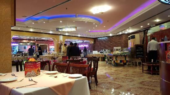 Ibrahimi Restaurant Abu Dhabi Menu