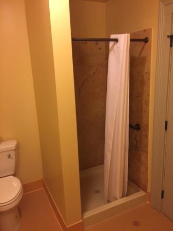 Del Norte, CO: Shower