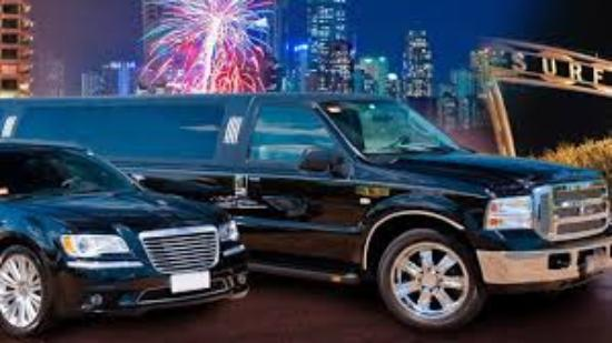 Limousines in Paradise