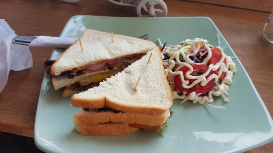 Phufatara Resort: Phufat Sandwich