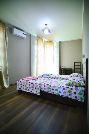 Hostel Kutaisi: bedroom