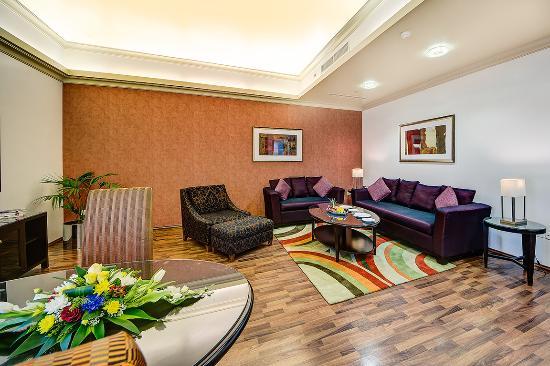 3 bedroom living area picture of al khoory hotel apartments dubai rh tripadvisor com