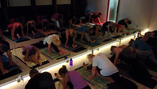 Port douglas yoga