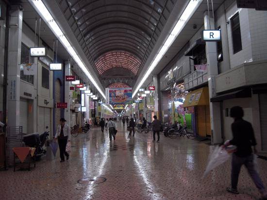 Obiyamachi Itchome Shopping Street