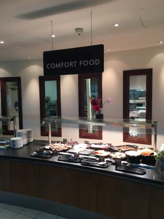 none of that soluble instant coffee stuff here picture of crowne rh tripadvisor com