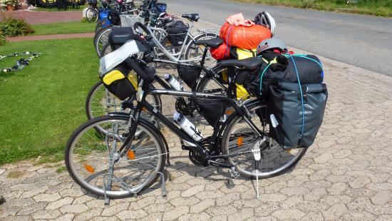 Berne, Deutschland: E' un posto molto frequentato da ciclisti..