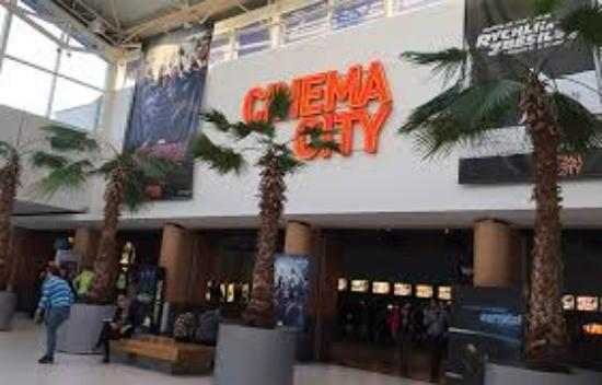 South Moravian Region, Çek Cumhuriyeti: Olympia Cinema City
