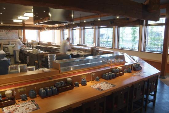 Isshin Sushi Shibata Johoku