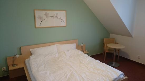 Penzion Krumlov : Standard doubleroom
