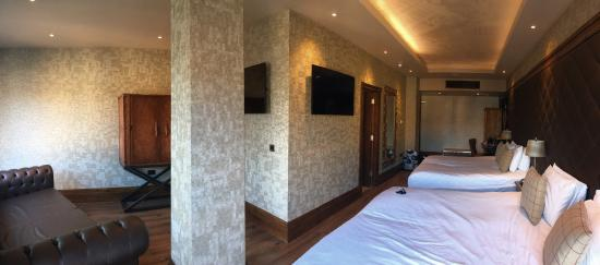 The Shankly Hotel: Junior Suite
