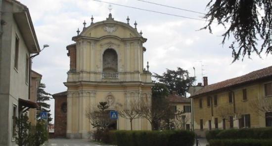 Chiesa di San Genesio Martire