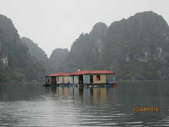 Horizon Vietnam Travel: La baie de Ha Long...