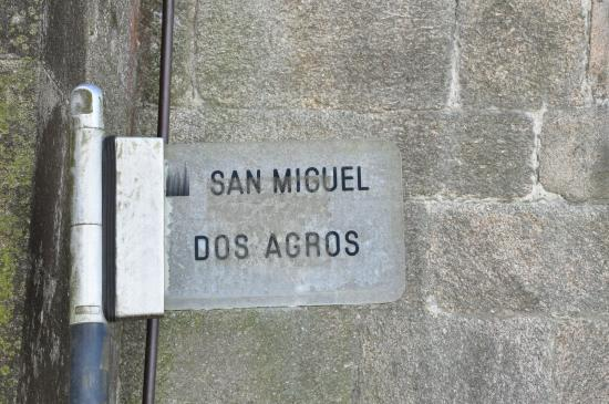 Church of San Miguel dos Agros