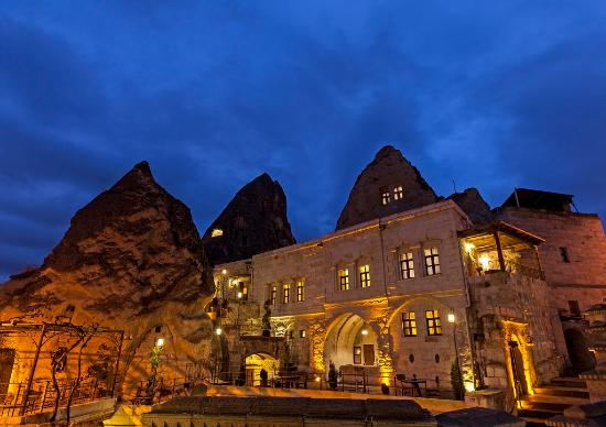 Mithra Cave Hotel: dış mekan