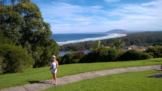 Shoalhaven, ออสเตรเลีย: 7 Miles Beach
