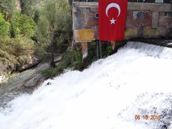 Провинция Элязыг, Турция: Çırçır Şelalesi-Elazığ