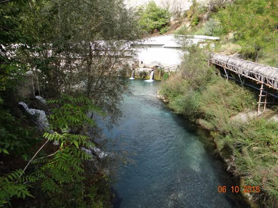 Elazig Province, Turkey: Çırçır Şelalesi-Elazığ
